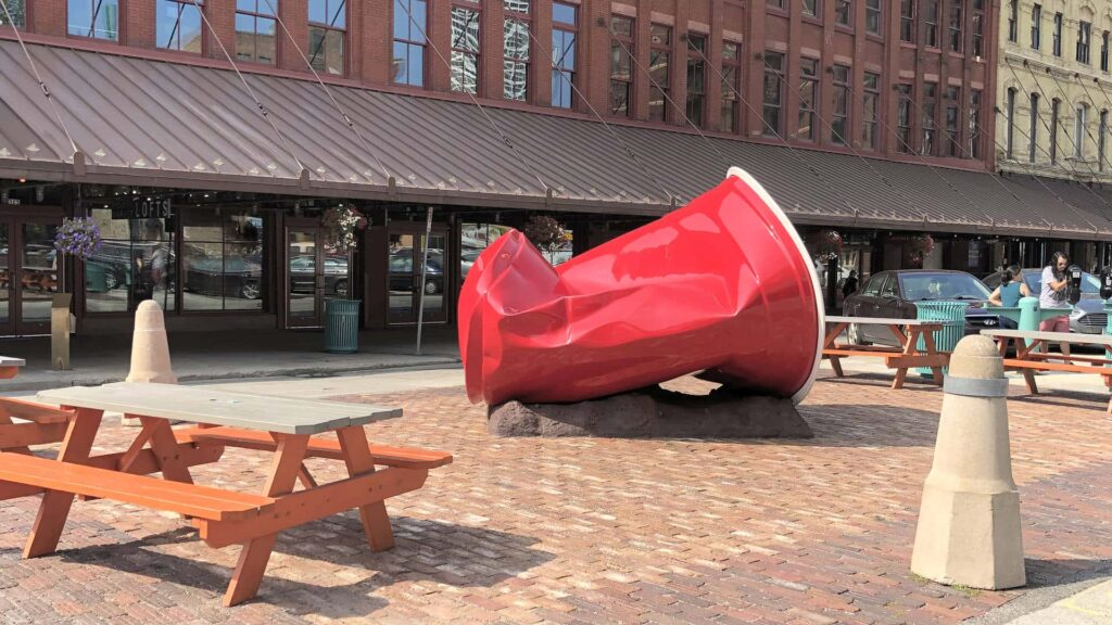 Sculpture Milwaukee Tour