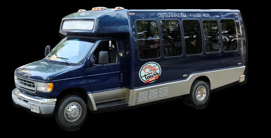 City Tours MKE Bus