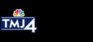 WTMJ4 TV Milwaukee logo   City Tours MKE